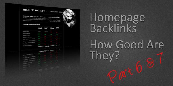homepagebacklinkspart6and7