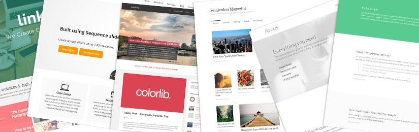 best-free-wordpress-theme-june-2014