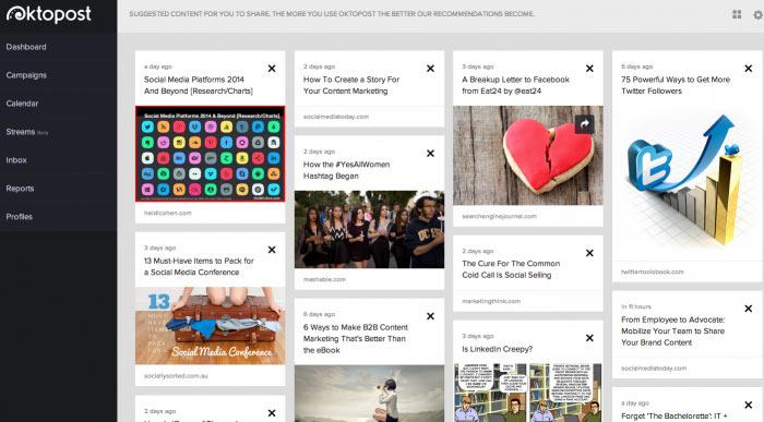 Oktopost Review – A Social Media & Content Creation Tool