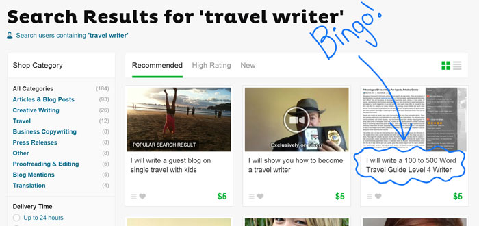 fiverr-search-travel-writer