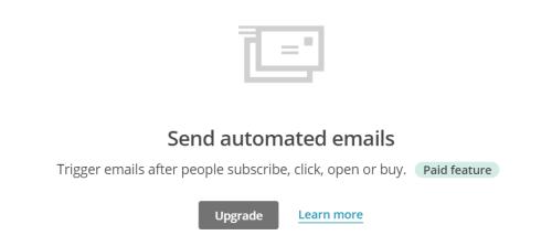 Automation MailChimp