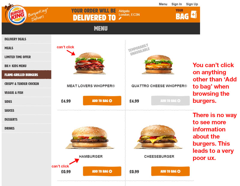BurgerKing-Deliversbrowsing-page